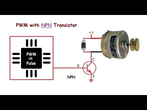 PWM for HEAVY LOADS!!! Simple Circuits.