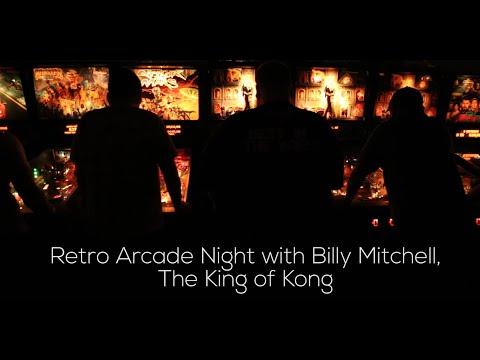 MWF ~ Ft. Lauderdale Retro Arcade Night