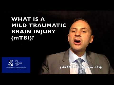 WHAT IS A MILD TRAUMATIC BRAIN INJURY?