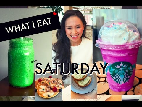 WHAT I EAT IN A DAY | SATURDAY | Brunch at Botanist