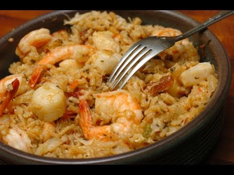 In the Kitchen with Ken: Seafood Jambalaya