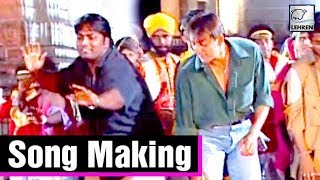 """Making Of Baaghi Movie Song """"Sapne Mein""""   Sanjay Dutt   Manisha Koirala"""