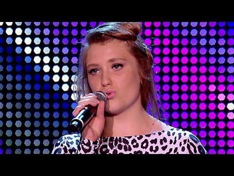 Ella Henderson's performance - Cher's Believe - The X Factor UK 2012