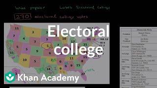 Electoral College American Civics Us History Khan Academy