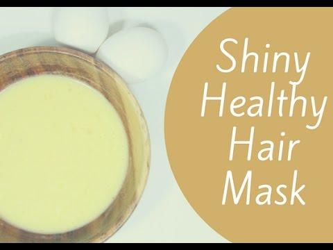 Shiny Healthy Hair Mask