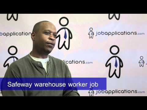 Safeway Interview - Warehouse Worker
