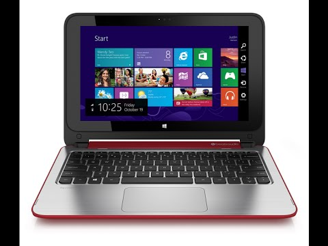 Unlock HP Pavilion Laptop When Forgot Windows 8 Password