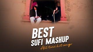 Best Sufi Songs Mashup | Hits of Rahat Fateh Ali Khan | Cover | Amandeep Singh
