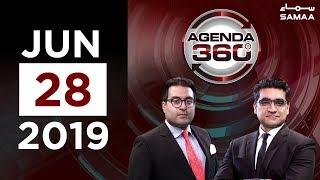 Kia APC ke baad hukumat ko koi khatra? | Agenda 360 | SAMAA TV | 28 June 2019