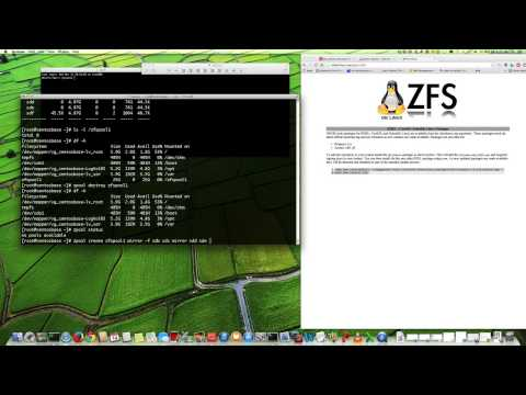 Running ZFS on Centos/RHEL 6.5 Linux