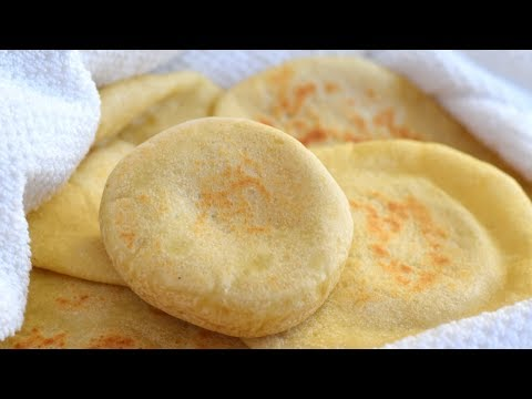 Pita bread / Homemade pita bread, simple and easy.