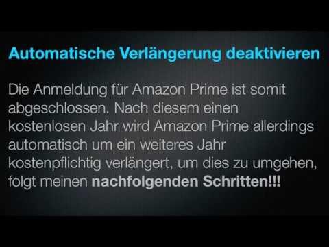 Amazon Prime für Studenten 1 Jahr komplett kostenlos