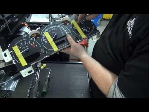 How to repair GM Instrument Cluster | Speedometer | Gauge | Stepper
