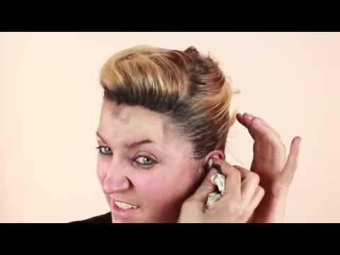 Get heavy makeup OFF!