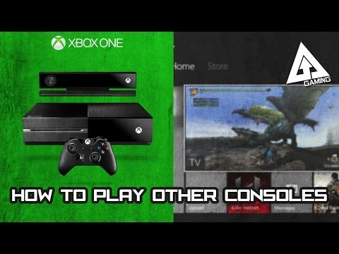 Xbox One Hints and Tips - How to play other consoles on Xbox One (Xbox 360, PS3, PS4, WiiU)