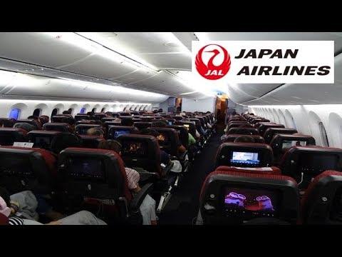 『Best Economy Class Airline Seats in 2017』Japan Airlines JL723|Narita ✈︎ Kuala Lumpur