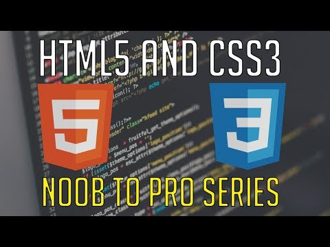 004 - Building a Full Website - HTML/CSS Tutorial