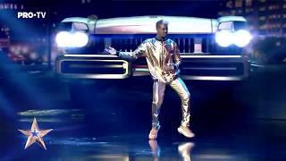 KIDD STROBE AKA FRENCHIEBABY - Romanii Au Talent 2019 - Semifinala 2