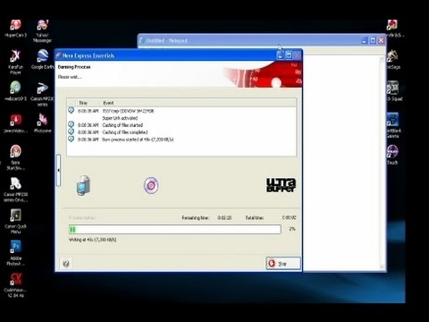 Tutorial Cara Membuat CD Installer Windows