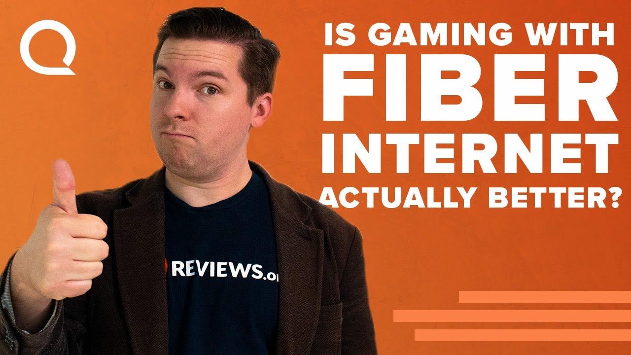Is Fiber Internet Really Better for Gaming