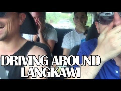 Driving around Langkawi - Malaysia - Visit, Tourism and Travel
