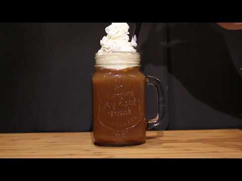 Vanilla Iced Cream Coffee