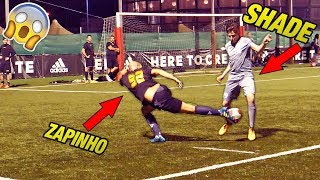 I2BOMBER VS NAZIONALE HIP HOP - Partita Calcio A 7 🏆⚽