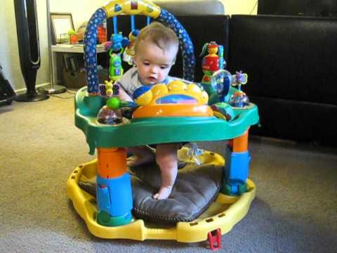 5 Tips for Better Exersaucer Use