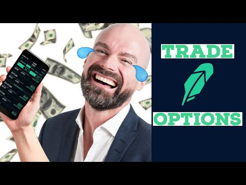 Introduction to Options on RobinHood