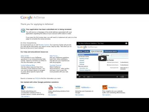 Demo: Placing Ads on Your Website with Google AdSense
