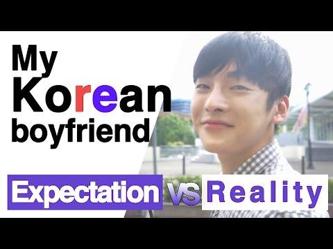 Expectation vs Reality Korean drama, Korean Boyfriend
