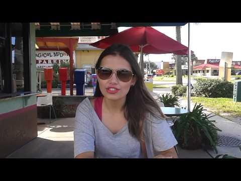 Viagem Miami / Orlando - Café da manhã na International Drive antes do Epcot
