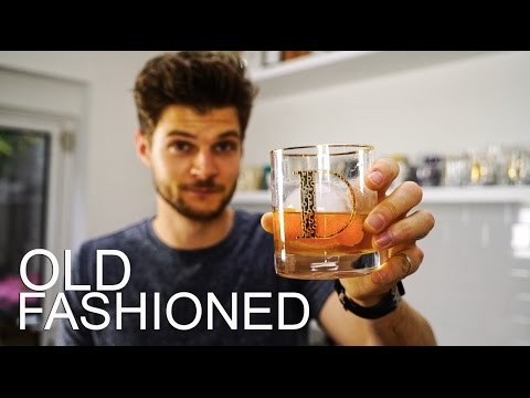 HOW TO MAKE AN OLD FASHIONED   #TFIFRIDAY