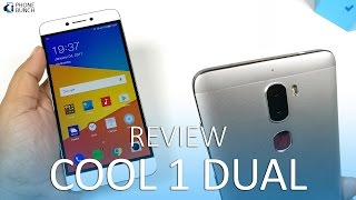 Coolpad Cool 1 Dual Complete Review with Camera Review and Gaming