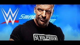 BREAKING NEWS WWE Triple H SMACKDOWN LIVE WRESTLING RETURN!