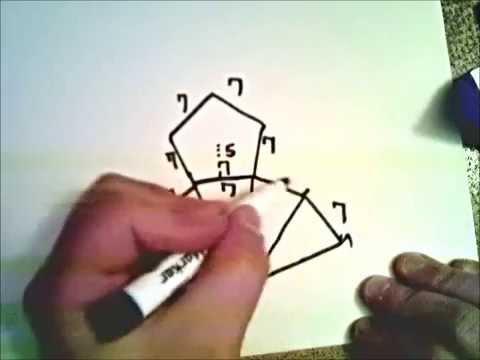 Surface Area of Pentagonal Pyramid - GeRometry