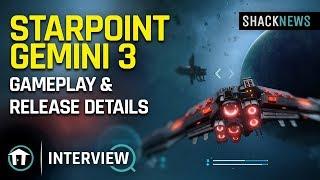 Starpoint Gemini 3 - Gameplay & Release Details
