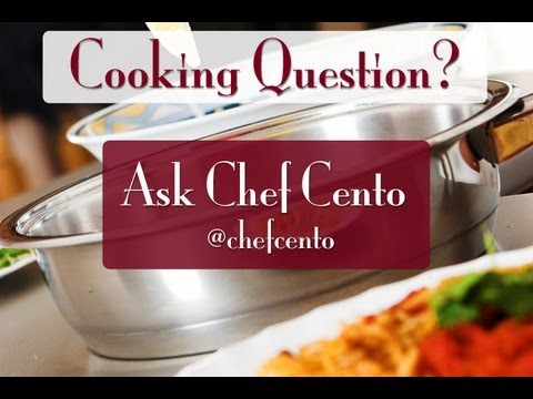 Ask Chef Cento - Potatoes in Sausage & Peppers