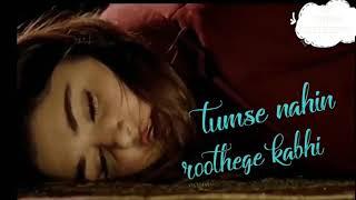 Hayat death | kya hua tera wada song | Sad whatsapp status |