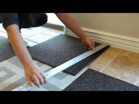 How To Install Carpet Tile Flooring