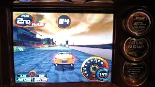The Fast And The Furious Drift Arcade Game Video Gameplay: Can We Win A Free Game?