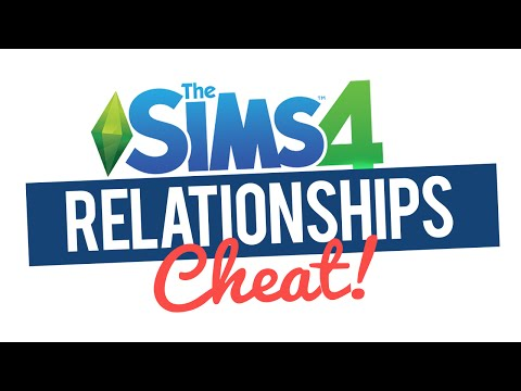 The Sims 4 — Edit Relationships Cheat