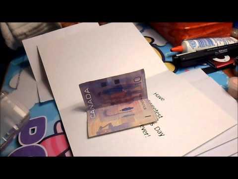How To: Send cash through mail