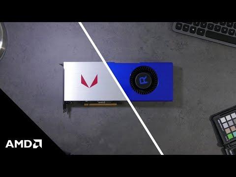 Why Choose a Workstation GPU? Radeon™ Pro WX Series Graphics Card