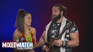 Bayley & Elias to compete for Americares in WWE Mixed Match Challenge