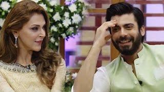 Starry Nights with Sana Bucha | Eid Day 3 with Fawad Khan | A PLUS
