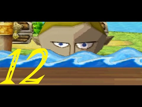 SPLARSHBANGKABOOM! | Zelda: Phantom Hourglass 100% Walkthrough