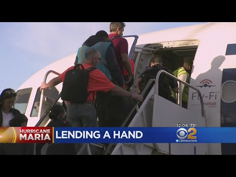 New Yorkers Helping Puerto Rico