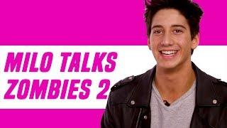 Milo Manheim Talks Zombies 2, DWTS, and Meg Donnelly