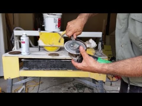 How To Use A Grinder To Remove Rust From Metal And To Polish Metal